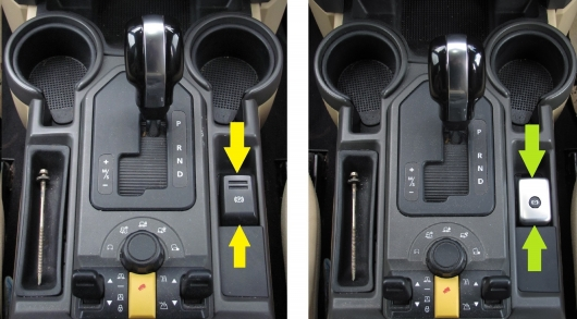 Here's how the electronic Parking brake