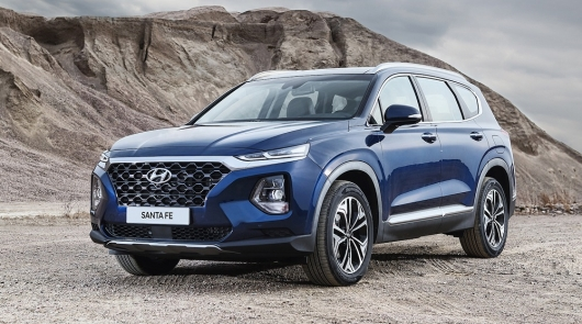 In Hyundai told how much it will cost Santa Fe
