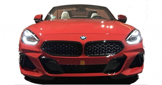 New and long-awaited 2019 BMW Z4
