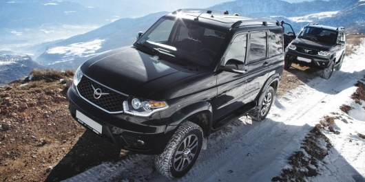 In the network appeared the information about all the changes UAZ Patriot 2020