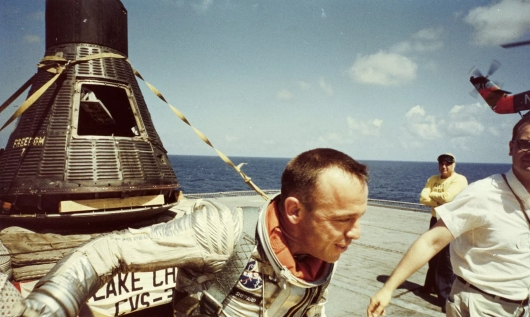 26 of the first things that ever happened in space