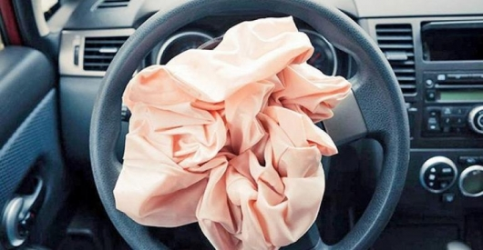 The shelf life of airbags in the car: it Turns out he is