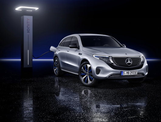2020 Mercedes-Benz EQC – electric SUV of the future today (All that is known about him)