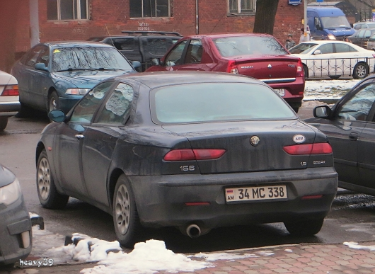 How to buy a car in Armenia and to drive to Russia without customs clearance