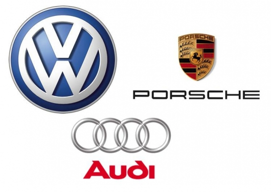 Volkswagen, Audi and Porsche is suspected of cheating with petrol engines
