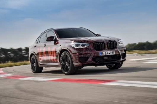 BMW introduces the new X3 M and X4 M