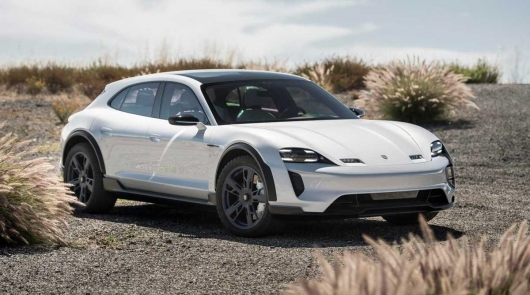 Porsche Taikang electric new which will change the automotive world