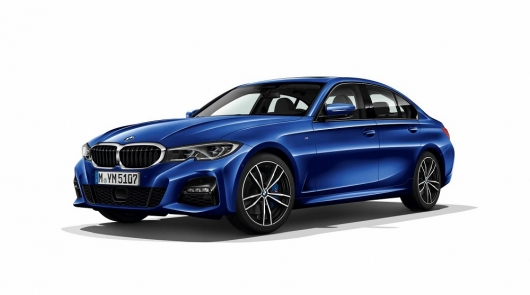 2019 BMW 3 Series G20: first leaked photos [lists all configuration]