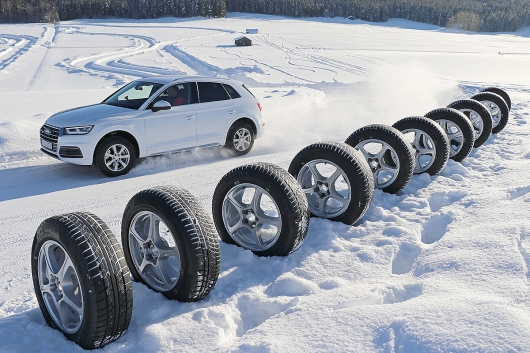 Winter tires: when it's time to change