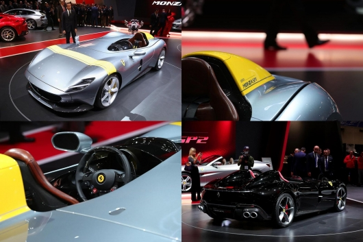 Top the coolest cars of the Paris motor show