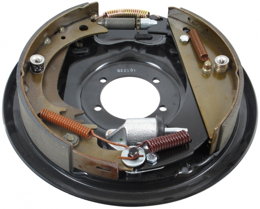 How to actually work with drum brakes?