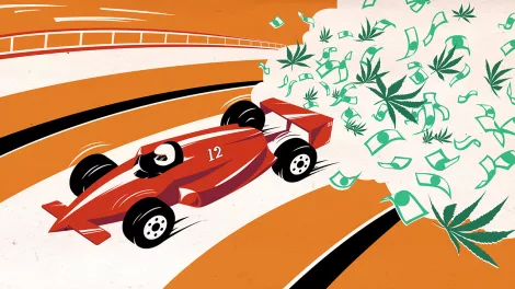How marijuana affects drivers