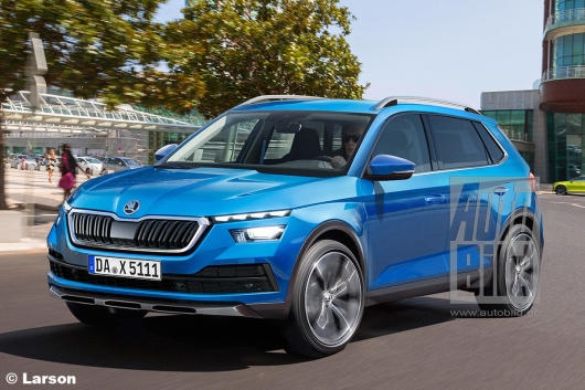 New cars Skoda, which will be released in 2019, 2020 and 2021