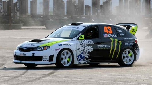 All 18 of the coolest racing cars Ken Block