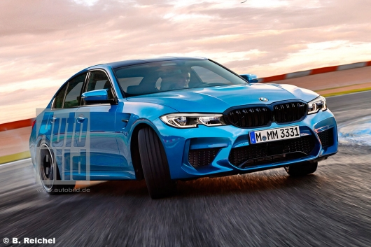 The new generation BMW M3 will be at least 500 horses