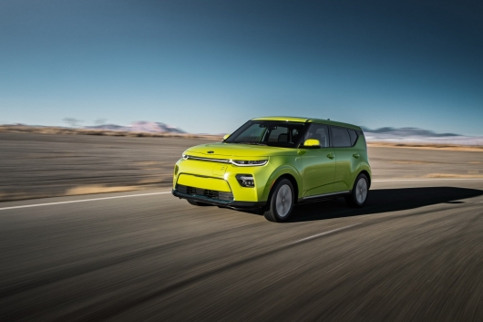 2020 new Kia Soul presented at the