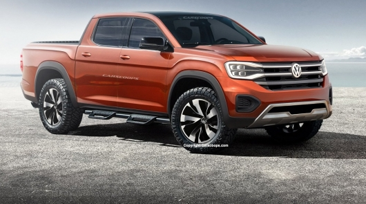 All you need to know about Volkswagen Amarok 2022 model year