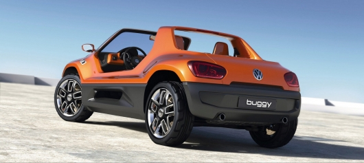Volkswagen develops the first electric buggy: it can become a production model