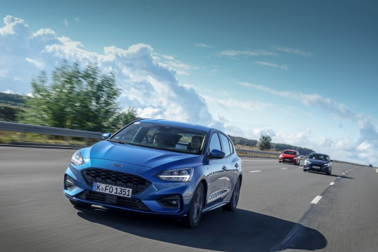 Ford Focus 2019 model year: test drive and review of the main characteristics