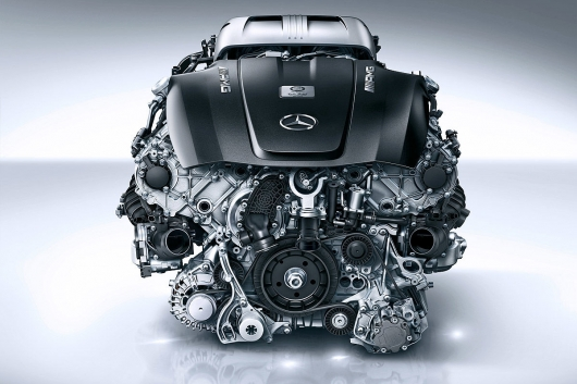 The most technologically advanced engines from BMW, Mercedes and Ferrari 2018