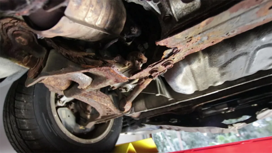 That's what cars can quickly rot: List and review