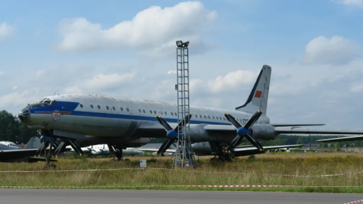 As our country in Soviet times built the most noisy airliner in the world from a nuclear bomber