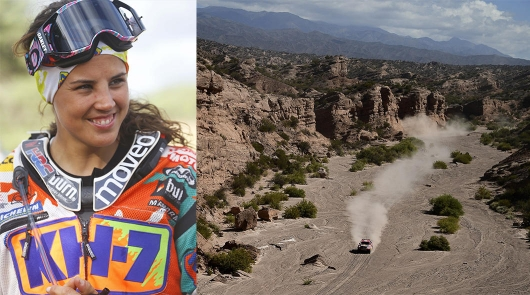 In Dakar women only: Top 10 riders