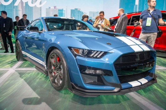 The Detroit auto show (NAIAS) 2019: the most important novelties