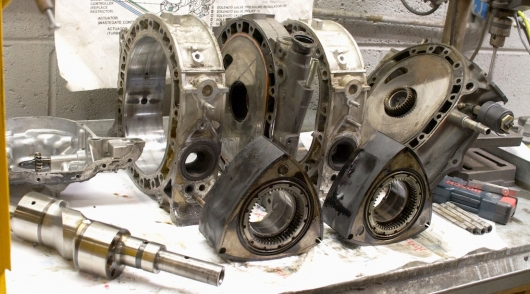 It turns out that rotary engines of the Wankel are just two of the most common diseases