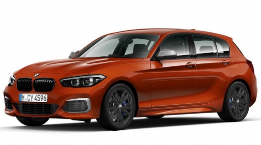 BMW officially completes the release of rear-wheel drive version of the 1 Series