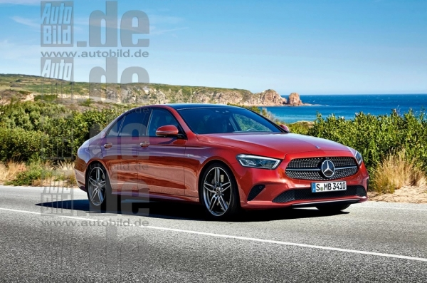 Autonovelties Mercedes in 2020: the new Mercedes C-class facelift E-class and other