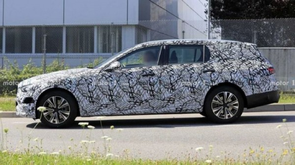Mercedes-Benz may introduce a completely new model CLE-class
