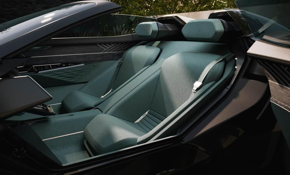 Audi launches 632-horsepower self-driving convertible concept