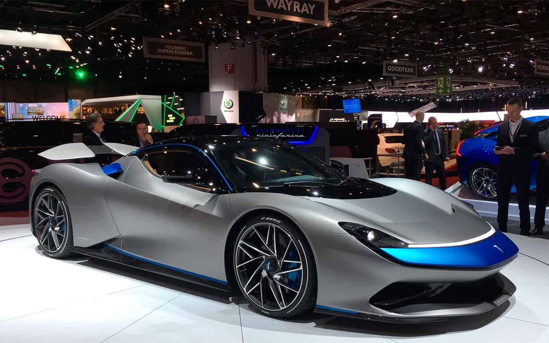 Pinifarina unveils the most powerful Italian car in history