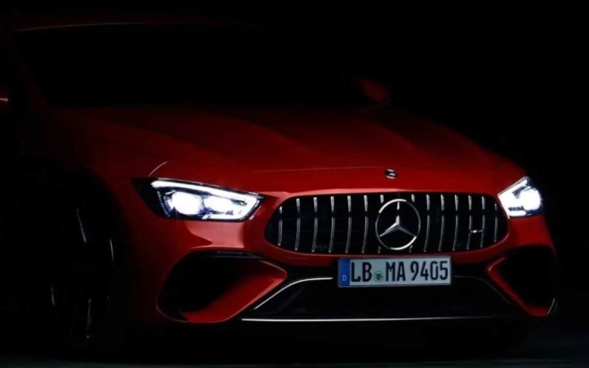Mercedes has announced the premiere of 816-horsepower four-door supercar