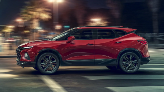2019 Chevrolet Blazer back in the way of crossover