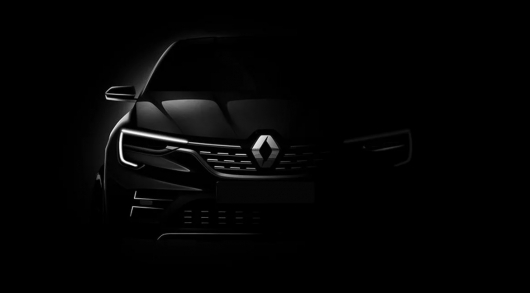 Renault at the motor show in Moscow will show a new crossover coupe