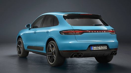 Porsche Macan: the Old and the new compare side by side