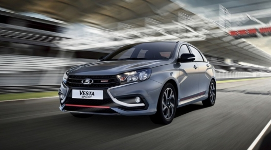 Top 5 facts about the new Lada Vesta Sport