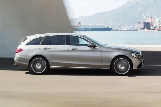 Mercedes-Benz C-Class (W 205 Restyling): specifications, photos, test