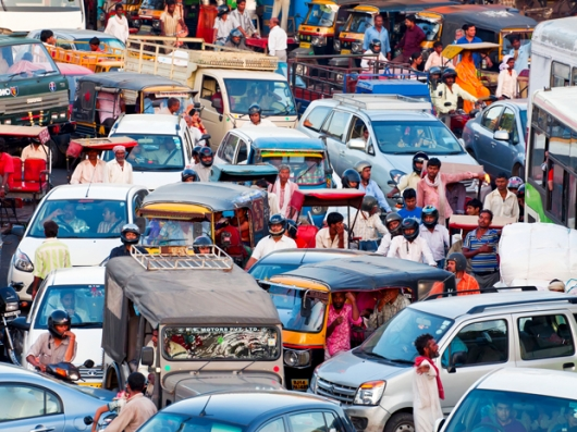 As traffic jams are killing our cars
