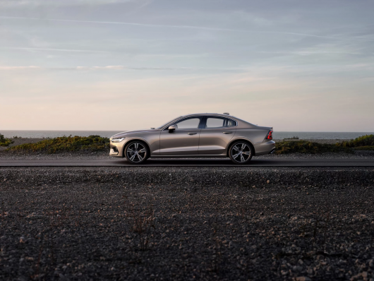 All important facts about the new Volvo S60