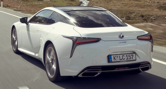 Compare three of the most beautiful coupe in 2018: Lexus LC, the BMW 8-Series and Mercedes S-Class