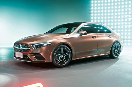 The first information about the 2018 Paris motor show