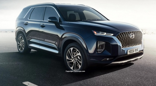 2020 Hyundai Palisade Everything We Know About A New Large