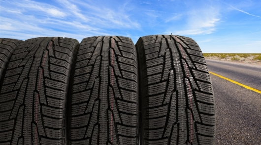 Can the summer driving on winter tires?