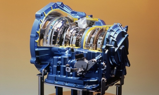 That's why a 10-speed transmission future